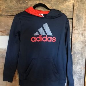 Adidas youth 13/14 hoodie